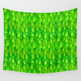 Radioactive Slime Wall Tapestry