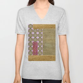 a rich texture for the interior . ( https://society6.com/simpledoodles/collection ) Unisex V-Neck