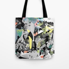 What used to be my mind ,is now my reality. Tote Bag