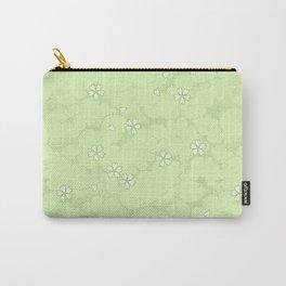 Kumori Nochi Sakura: Green Carry-All Pouch