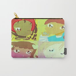 The Fruithouse Four  Carry-All Pouch
