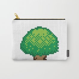 The Pixel Tree Carry-All Pouch