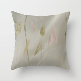 Micro forest Throw Pillow
