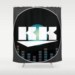 DJ KK Shower Curtain