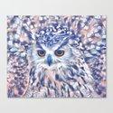 Fluffy owl by catyarte