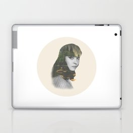 Anna Karina Nature Portrait Laptop & iPad Skin