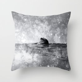 Starchild Throw Pillow