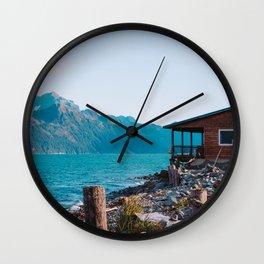 Miller's Landing Wall Clock