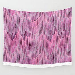 Pink Madness Wall Tapestry