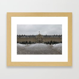 Hotel Des Invalides Framed Art Print