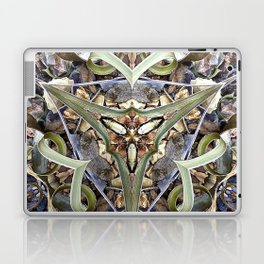Magnified No 1 Laptop & iPad Skin