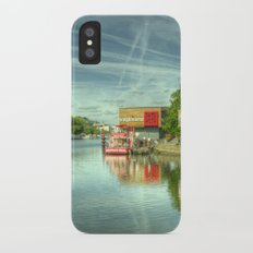 Lincoln Waterfront iPhone X Slim Case