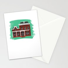 Main Street House 2 - Warren OH Stationery Cards