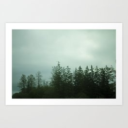 Fixed Forest Art Print