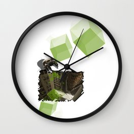 Under World Wall Clock