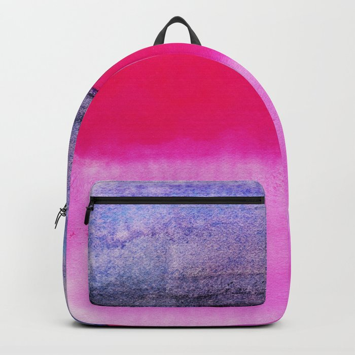 Abstract Landscape 92 Backpack