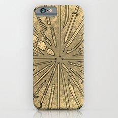 Sharp Items Through History Slim Case iPhone 6s