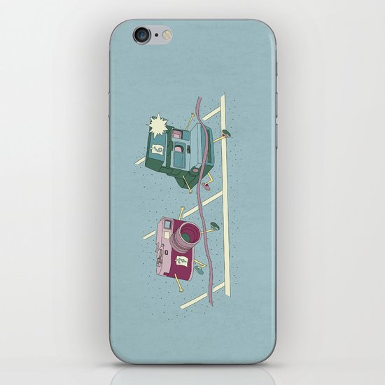 Photo Finish! iPhone & iPod Skin