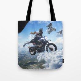 All Shall Fall Tote Bag