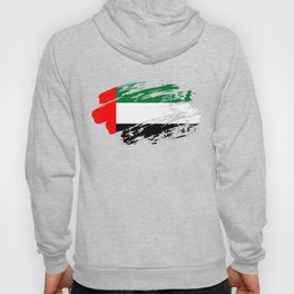 United Arab Emirates Flag T Shirt Hoody