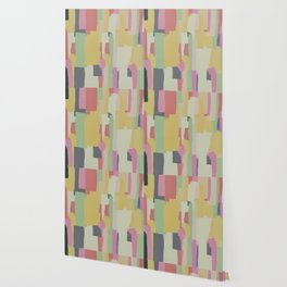 Abstract Painting No. 1 Wallpaper