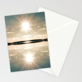 It's all a dream Stationery Cards