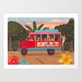 8M Art Print