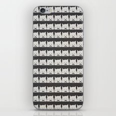 cats-375 iPhone & iPod Skin