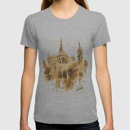 Gothic Notre Dame T-shirt