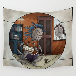 Out of Service Wall Tapestry