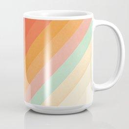 Rainbow Chevrons Coffee Mug