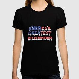 America's Greatest Silo Tender T-shirt