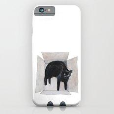 black cat box Slim Case iPhone 6s