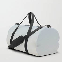 IVORY BONES - Minimal Plain Soft Mood Color Blend Prints Duffle Bag