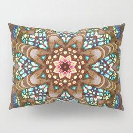 Sagrada Familia - Vitral 1 Pillow Sham