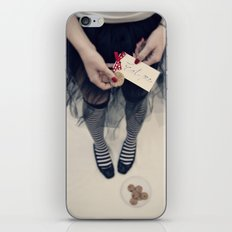 Eat me iPhone & iPod Skin