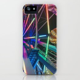 Carnival Time iPhone Case