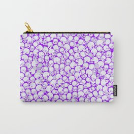 Gothic Crowd ULTRA VIOLET Carry-All Pouch