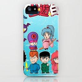 chibi yuyu iPhone Case