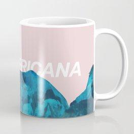nuevo america Coffee Mug