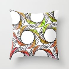 Spiro  Throw Pillow