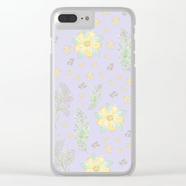 Asheville Natives (Support 02) Clear iPhone Case