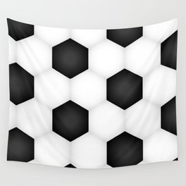 Soccer (Fooball) Ball Wall Tapestry