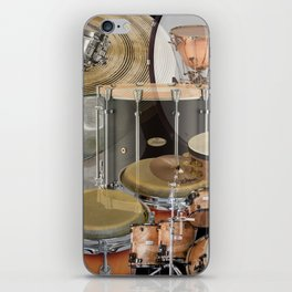 Percussion Instruments iPhone Skin