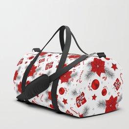 Christmas decoration pattern Duffle Bag