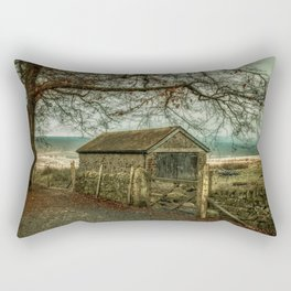 The Old Barn Rectangular Pillow