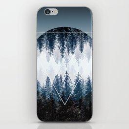 Woods 4 iPhone Skin