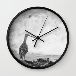The Curlew Wall Clock