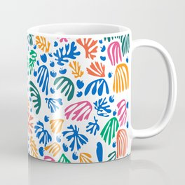 Matisse Colorful Pattern #1 Kaffeebecher