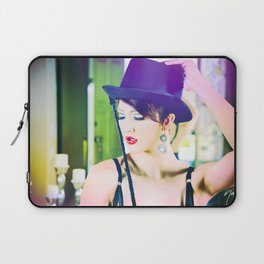 4951 Playful Lady Mistress Dancer Laptop Sleeve